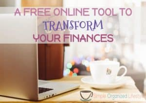 automate your finances