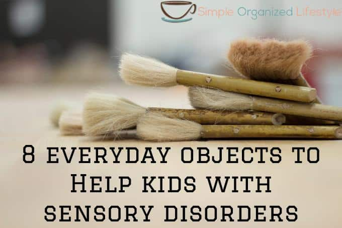objects to help with sensory disorder