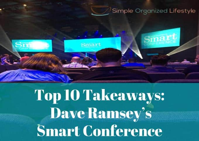 Dave Ramsey Smart Conference