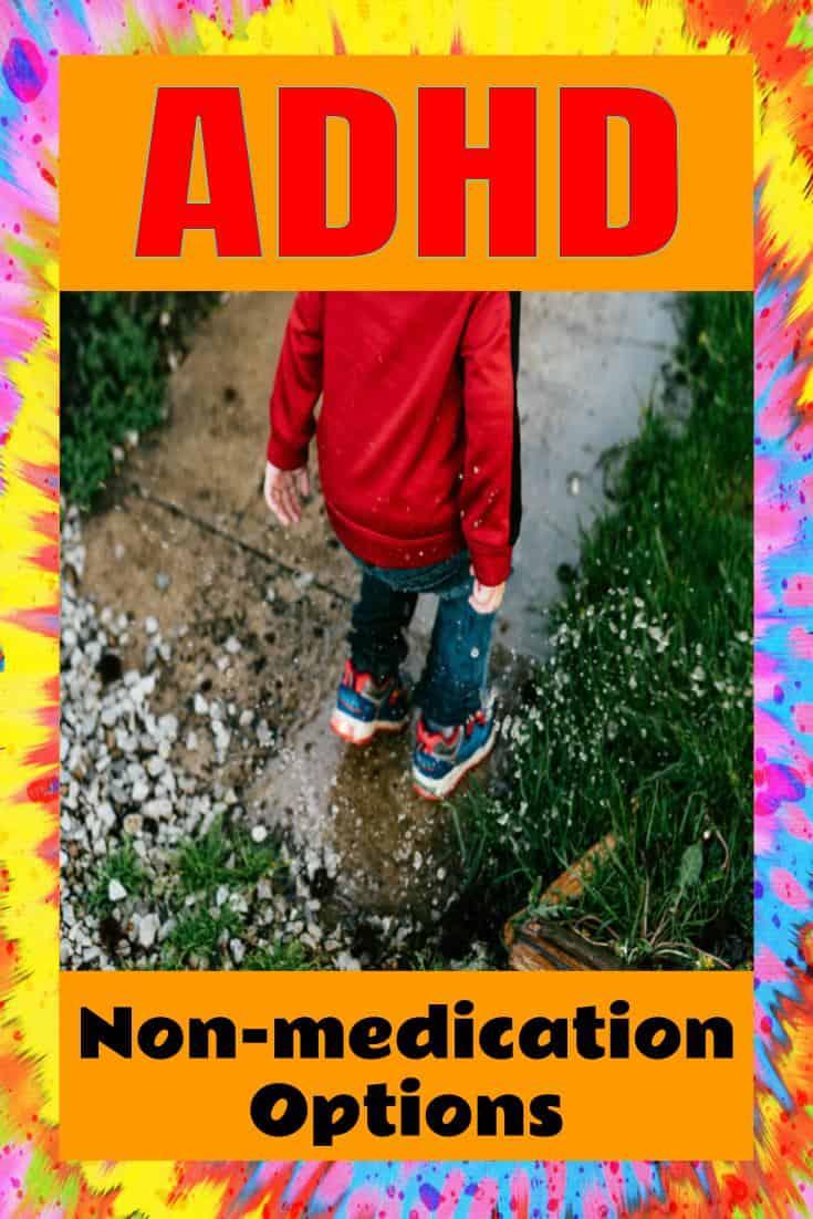 ADHD: Non-medication Options