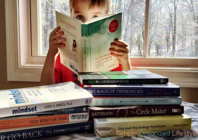 How to Find Time to Read for Busy Moms