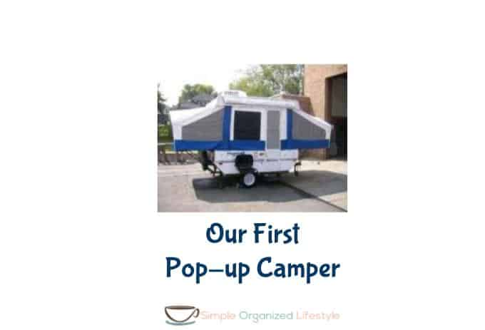 Our First Pop-up Camper