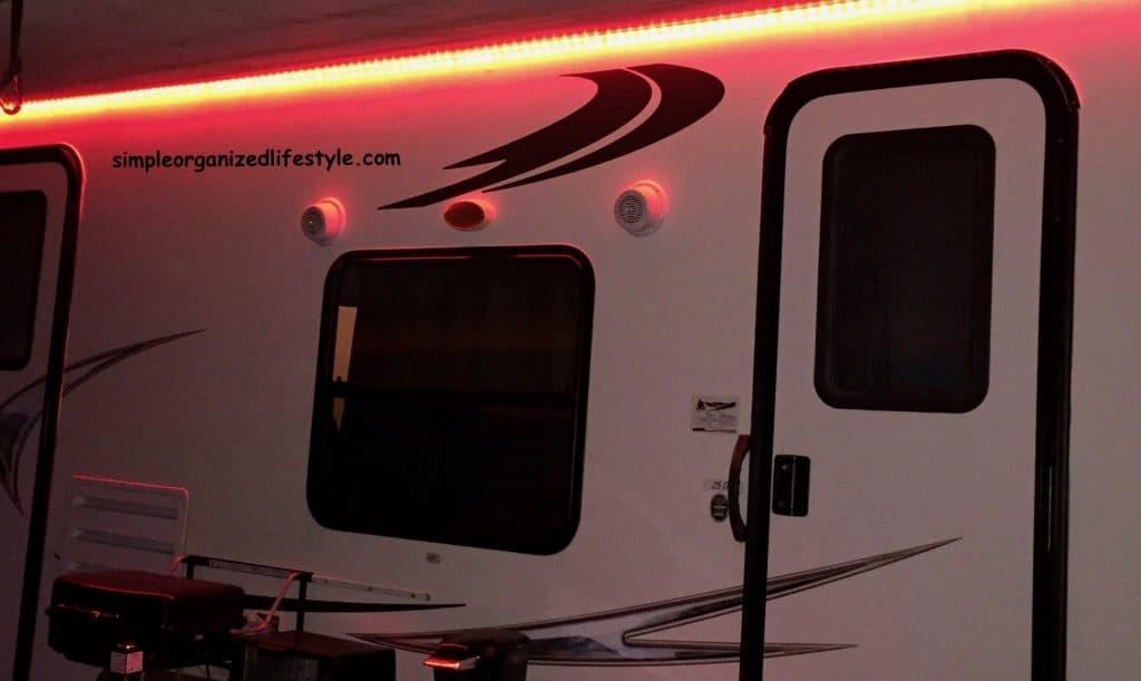 LED lights for RV camper