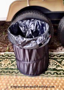 pop up hamper for trash can