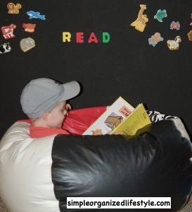 Simple Book Nook Ideas for Toddlers and Kids