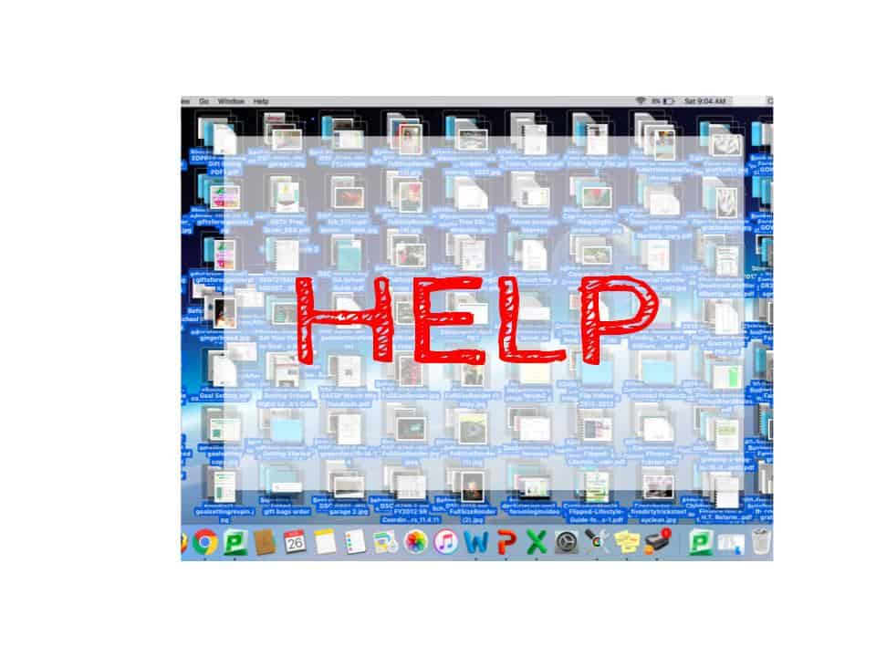 How to clean up and organize your MacBook desktop in 5 simple steps