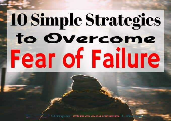 Overcome Fear of Failure