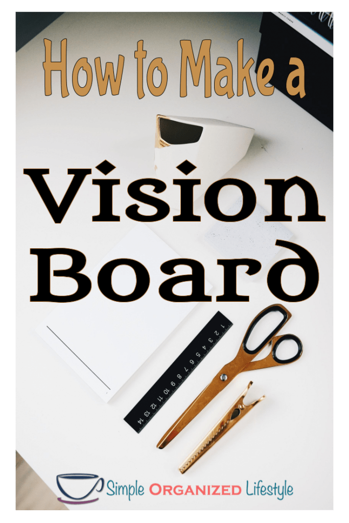 How to Make a Financial Freedom Vision Board