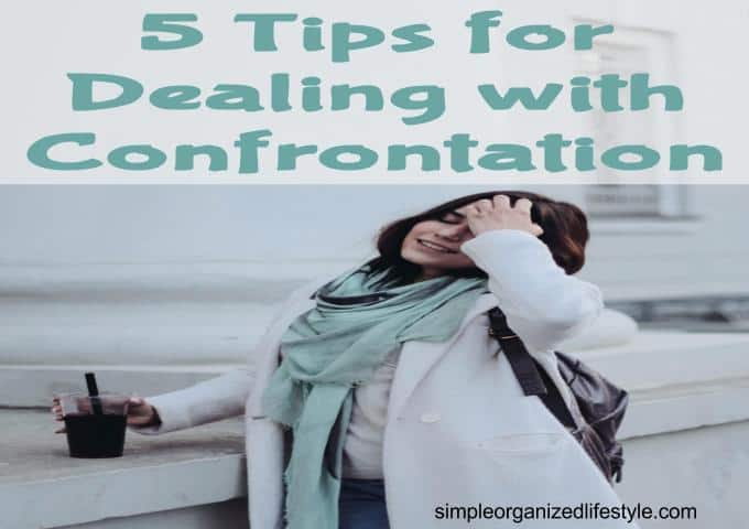5 Tips for Dealing with Confrontation