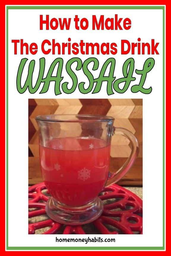 Wassail Drink