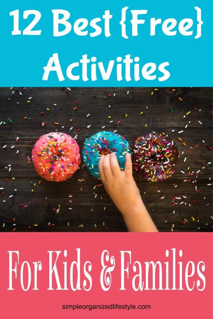 Free Activities for Kids and Families