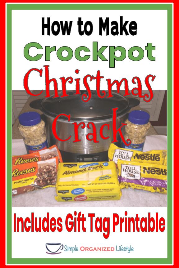 Crockpot Christmas Crack Recipe Pinterest