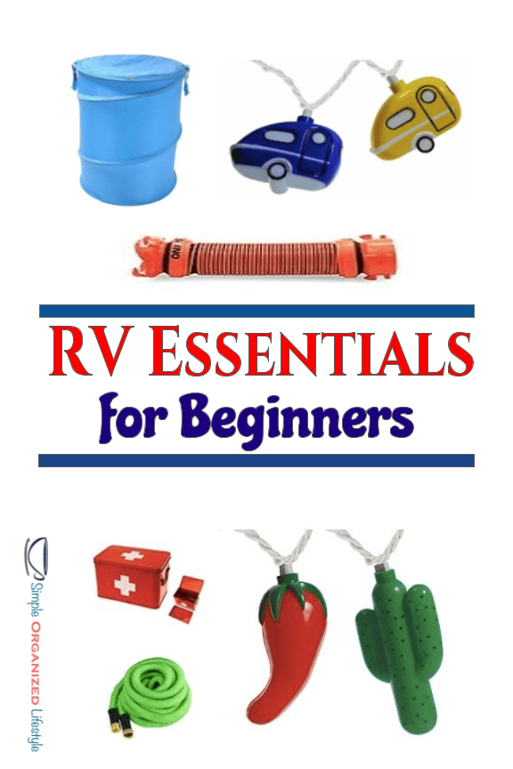 Essential RV items