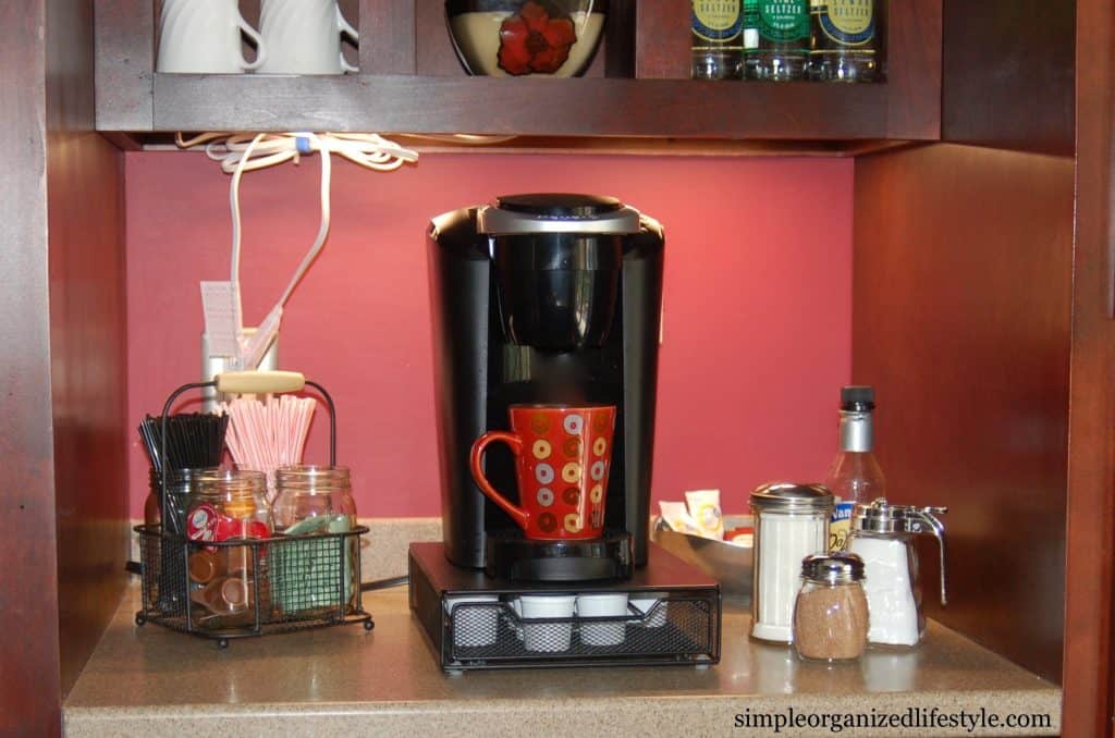 Kitchen Counter Coffee Bar Amp Beverage Station Ideas