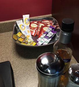 coffee station accessories