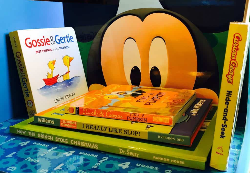 Book Series for Children Ages 2 - 3