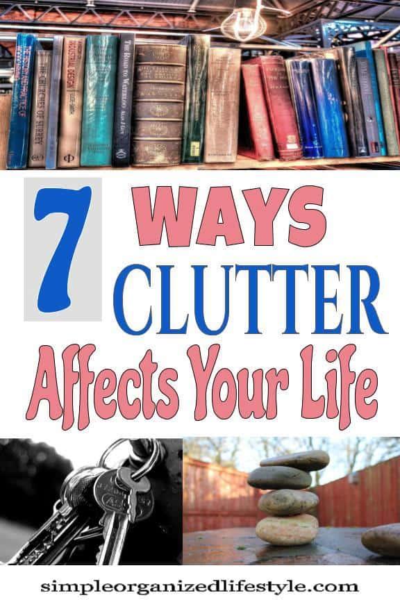 Stuff that creates clutter