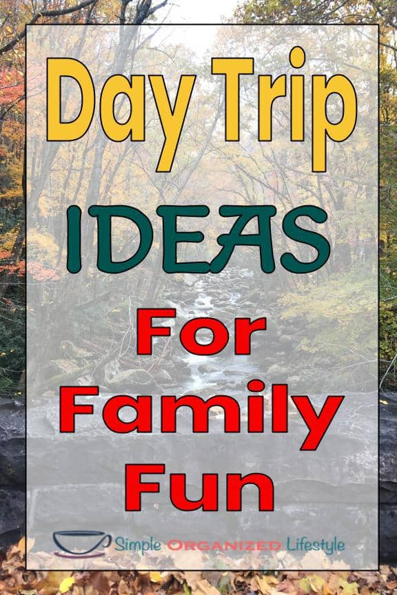 Day trip ideas for families