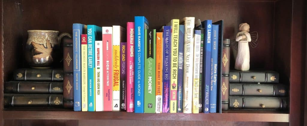 Personal Finance Book Collection