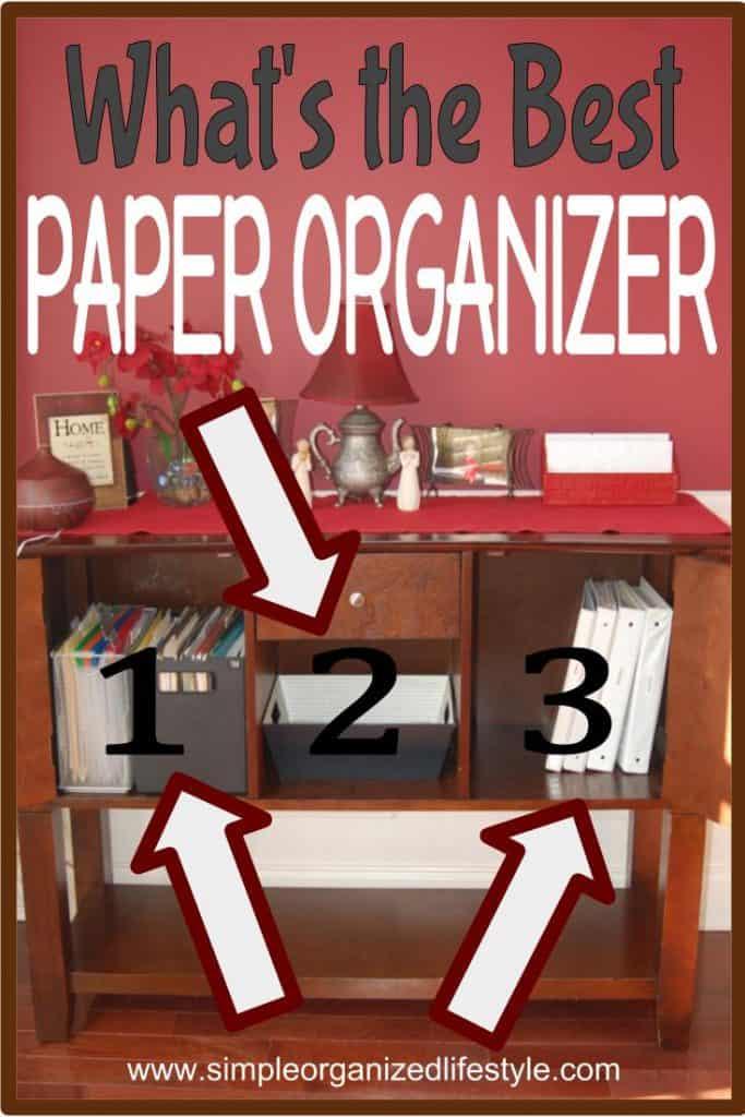 Best Paper Organizer