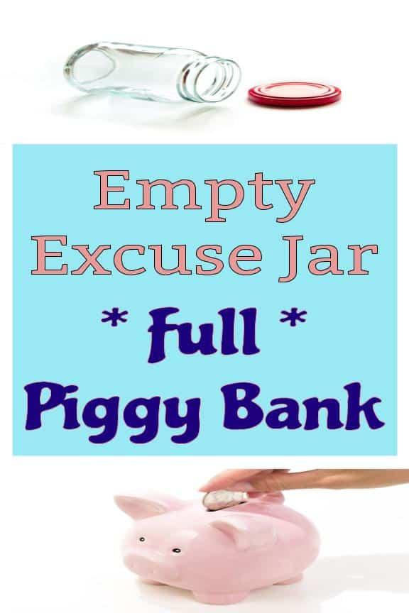 Full piggy bank