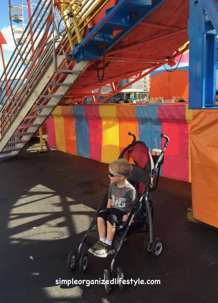 lightweight stroller for older child