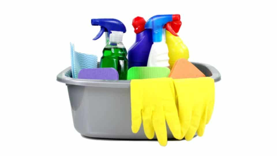 Spring Cleaning Hacks to Save Time